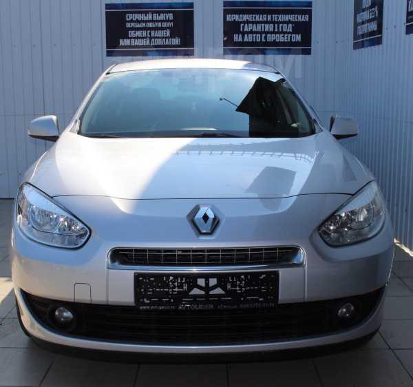 Renault Fluence, 2010 год, 429 900 руб.