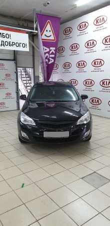 Сургут Opel Astra 2011