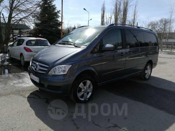 Mercedes-Benz Viano, 2011 год, 1 540 000 руб.