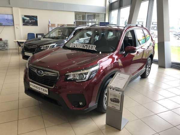 Subaru Forester, 2019 год, 1 969 900 руб.