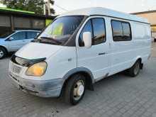 Севастополь ГАЗ 2217 2004