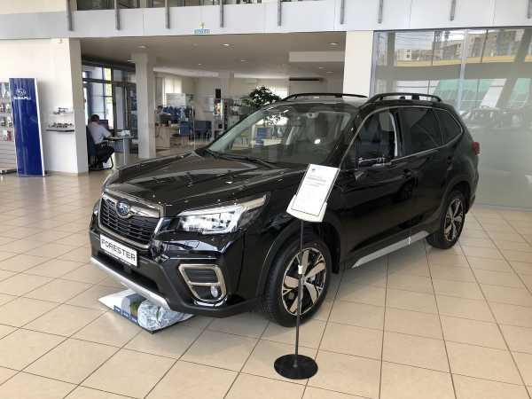 Subaru Forester, 2019 год, 2 449 900 руб.