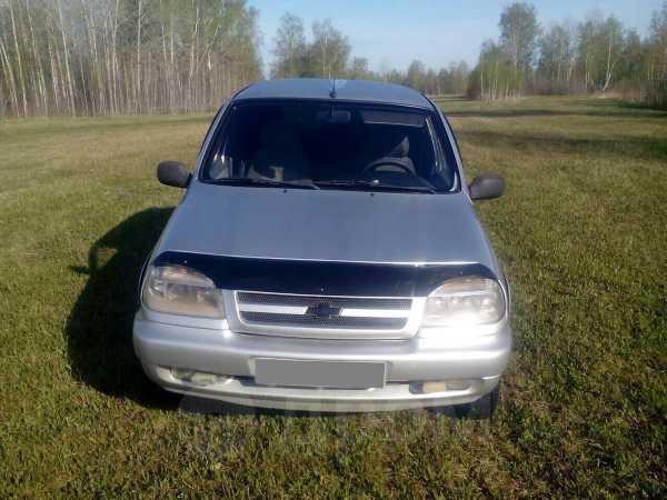 Chevrolet Niva, 2003 год, 158 000 руб.