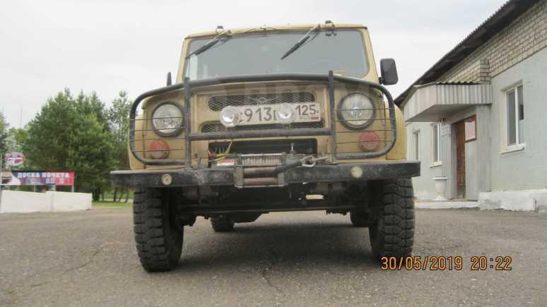 УАЗ 469, 1996 год, 250 000 руб.