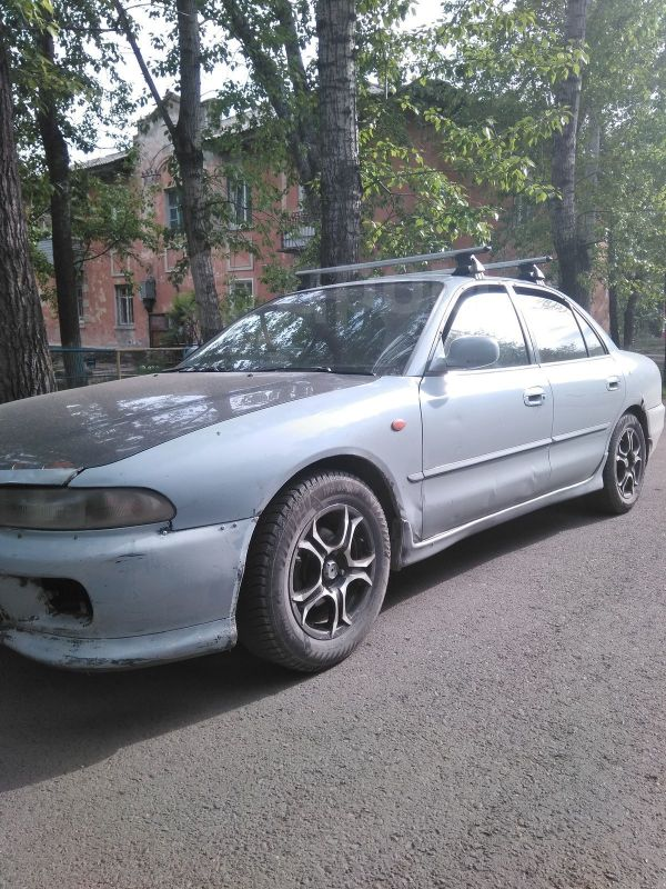 Mitsubishi Galant, 1995 год, 50 000 руб.