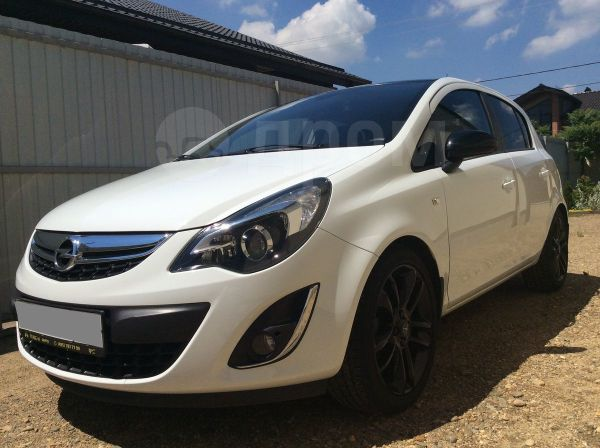 Opel Corsa, 2014 год, 575 000 руб.