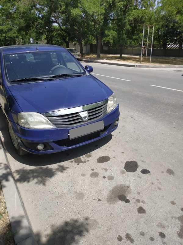 Dacia Logan, 2008 год, 110 000 руб.