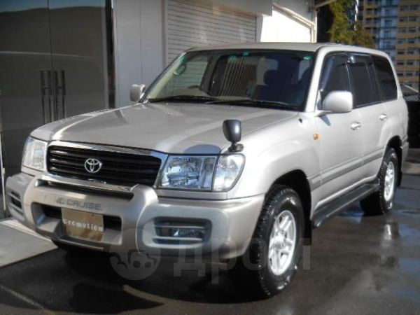 Toyota Land Cruiser, 2001 год, 850 000 руб.