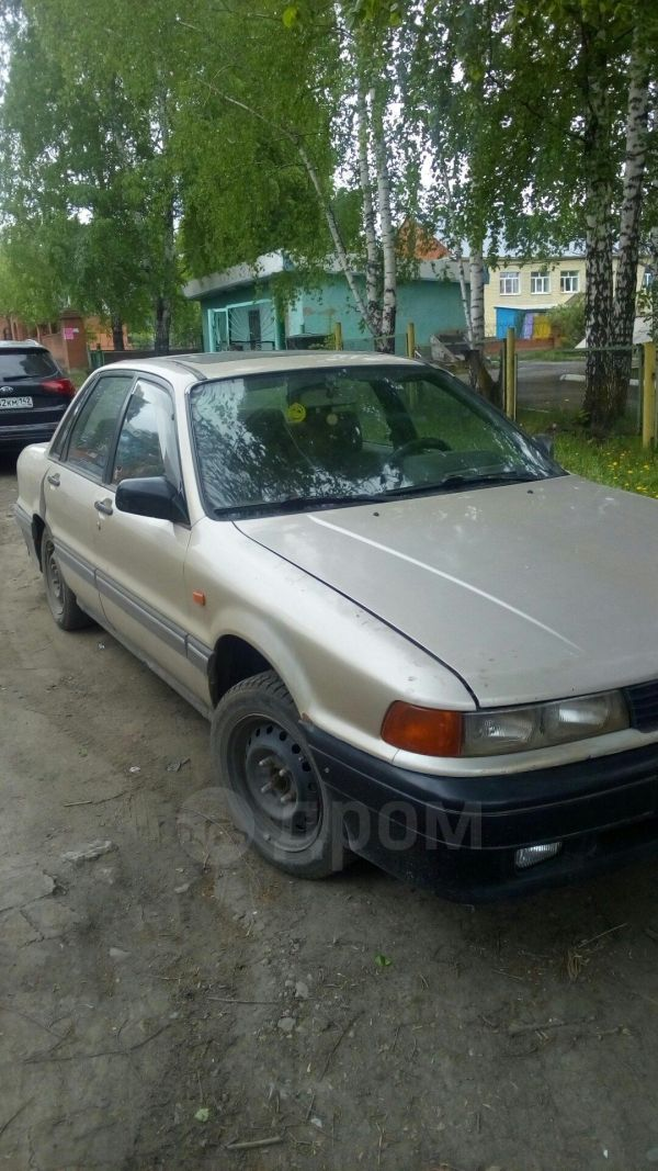 Mitsubishi Galant, 1990 год, 45 000 руб.