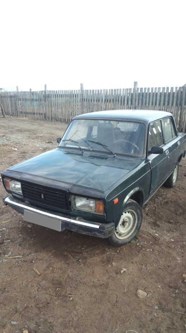 Лада 2107, 1997 год, 39 999 руб.