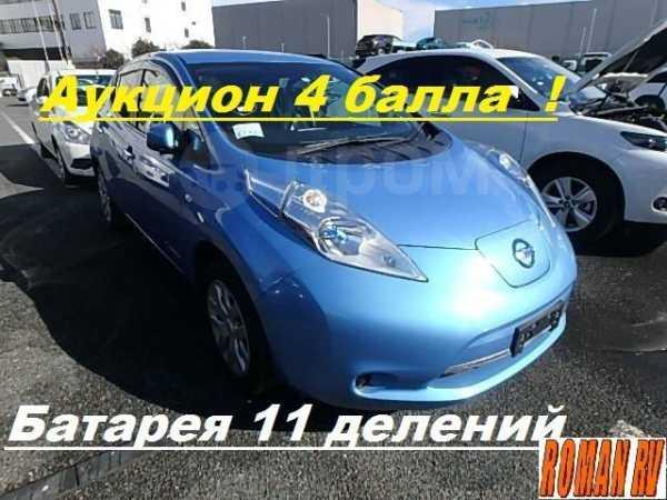 Nissan Leaf, 2013 год, 590 000 руб.