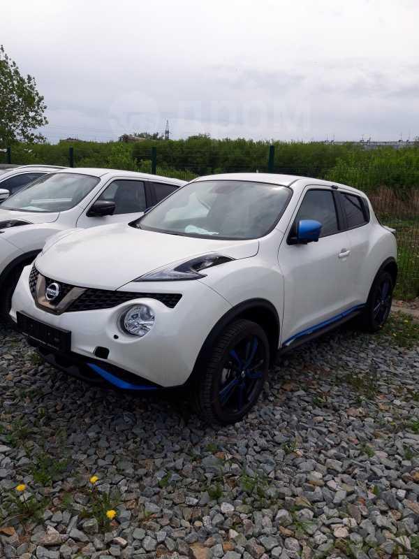 Nissan Juke, 2018 год, 1 306 000 руб.