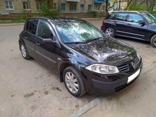 Renault Megane, 2004 год, 187 000 руб.