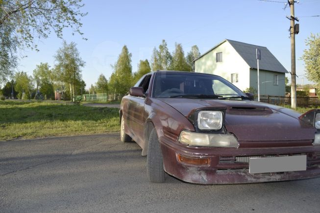 Toyota Sprinter Trueno, 1988 год, 70 000 руб.