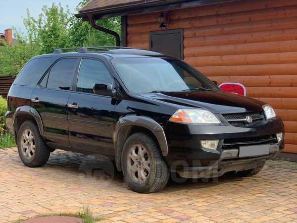 Acura MDX, 2002 год, 395 000 руб.