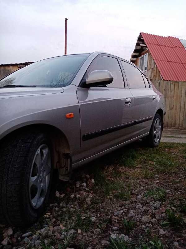 Hyundai Elantra, 2004 год, 188 000 руб.