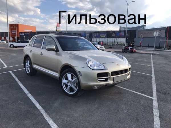Porsche Cayenne, 2005 год, 699 000 руб.