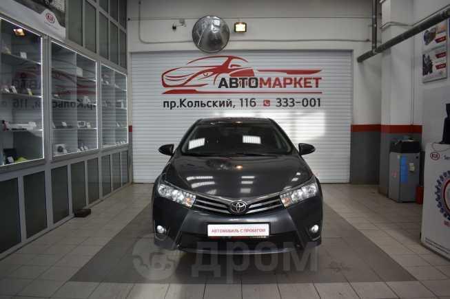 Toyota Corolla, 2014 год, 668 000 руб.