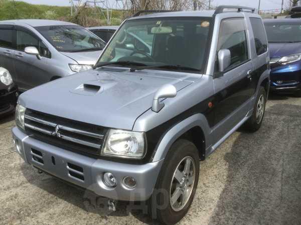 Mitsubishi Pajero Mini, 2008 год, 455 000 руб.