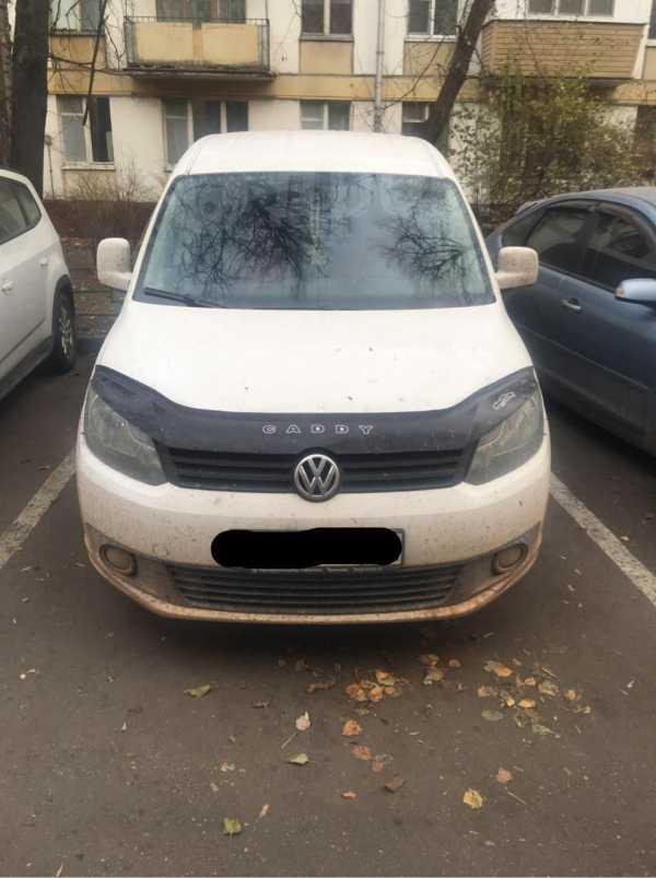 Volkswagen Caddy, 2012 год, 850 000 руб.
