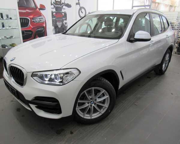 BMW X3, 2018 год, 2 880 000 руб.