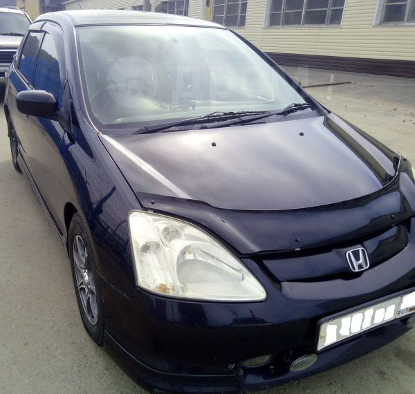 Honda Civic, 2001 год, 187 000 руб.