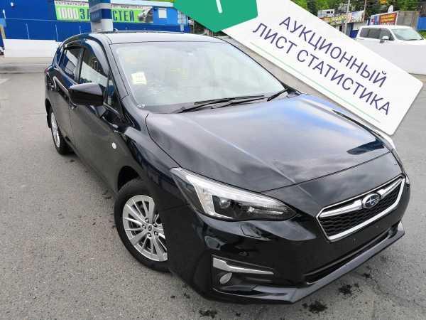 Subaru Impreza, 2018 год, 1 140 000 руб.