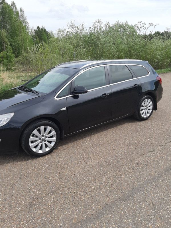 Opel Astra, 2012 год, 540 000 руб.