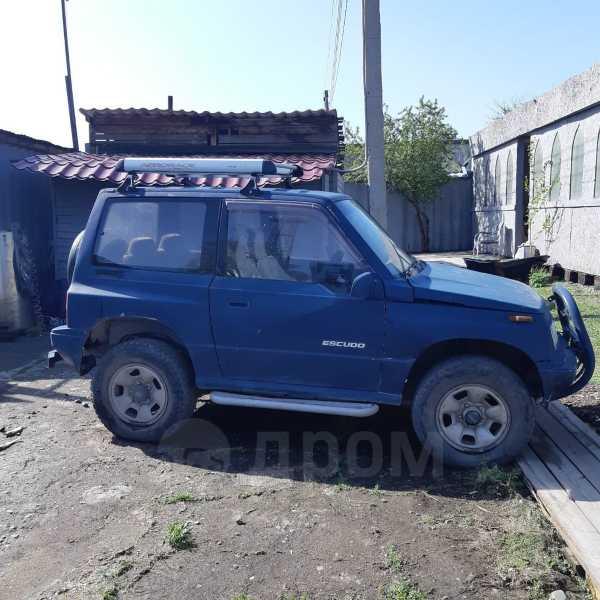 Suzuki Escudo, 1990 год, 150 000 руб.