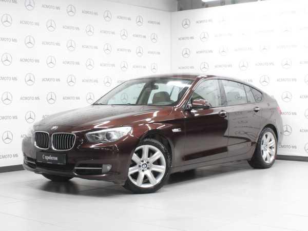 BMW 5-Series Gran Turismo, 2010 год, 990 000 руб.
