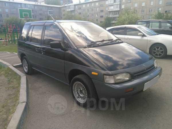 Nissan Prairie, 1990 год, 88 000 руб.