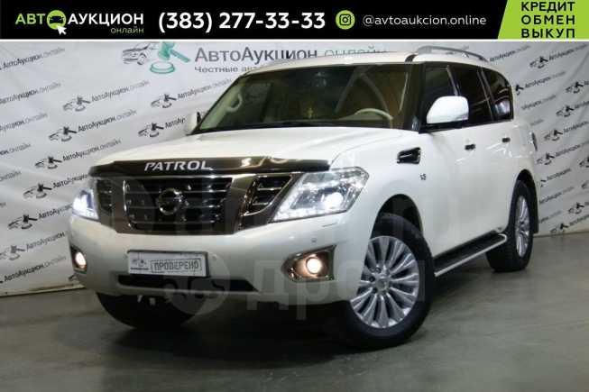 Nissan Patrol, 2014 год, 2 090 000 руб.