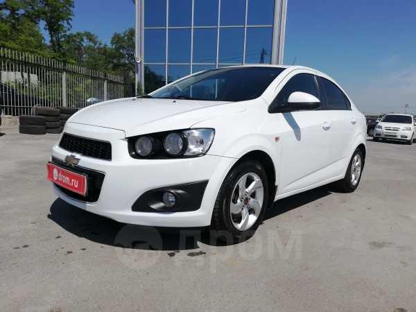 Chevrolet Aveo, 2012 год, 373 000 руб.