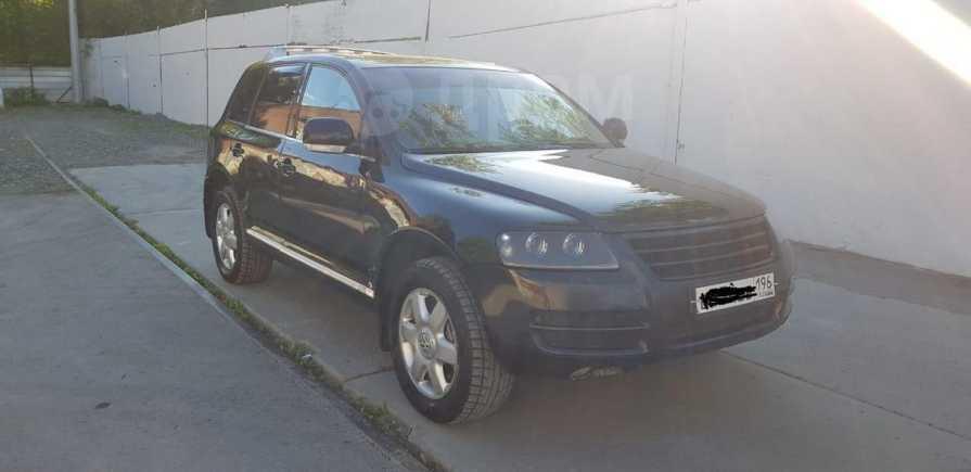 Volkswagen Touareg, 2003 год, 280 000 руб.