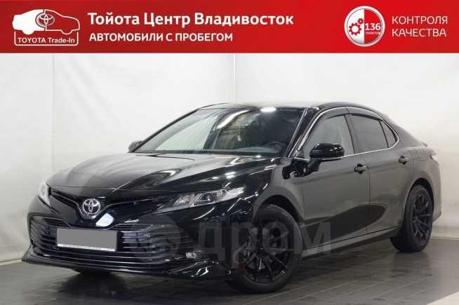 Toyota Camry, 2018 год, 1 590 000 руб.