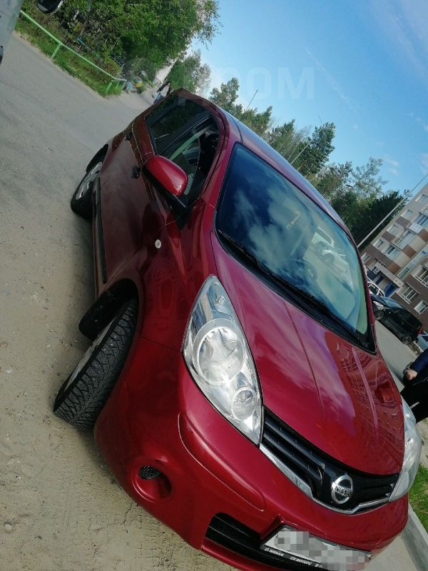 Nissan Note, 2013 год, 460 000 руб.