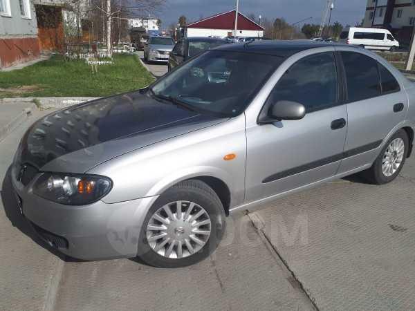 Nissan Almera, 2005 год, 190 000 руб.