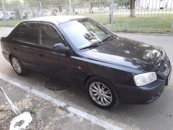 Hyundai Accent, 2008 год, 205 000 руб.