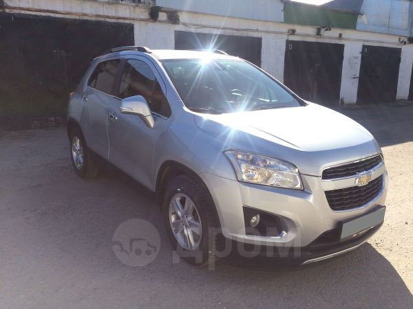 Chevrolet Tracker, 2014 год, 750 000 руб.