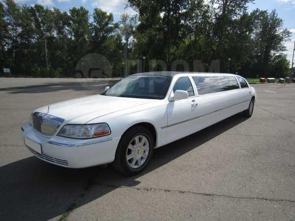 Lincoln Town Car, 2006 год, 790 000 руб.
