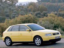 Audi A3 1996, хэтчбек 5 дв., 1 поколение, 8L