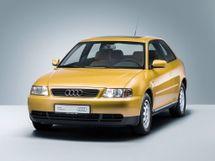 Audi A3 1996, хэтчбек 3 дв., 1 поколение, 8L