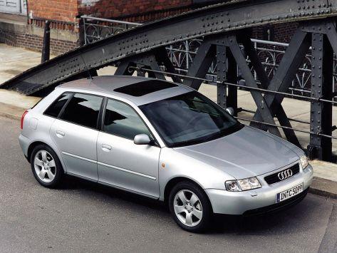 Audi A3 (8L) 09.1996 - 08.2000