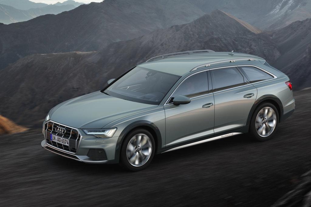 Audi A6 allroad quattro 2019, 2020, 2021, универсал, 4 ...