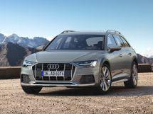 Audi A6 allroad quattro 2019, универсал, 4 поколение, C8