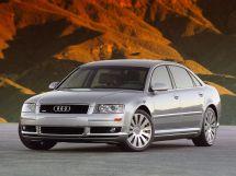 Audi A8 2 поколение, 07.2002 - 08.2005, Седан