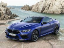 BMW M8 2019, купе, 1 поколение, F92