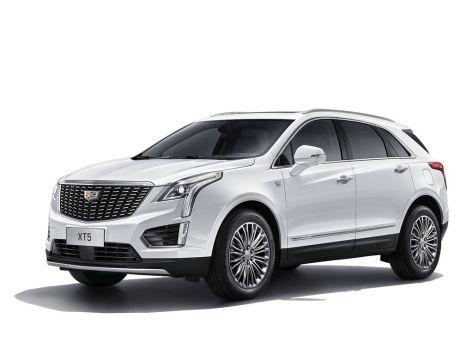Cadillac XT5  06.2019 -  н.в.