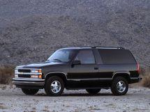 Chevrolet Tahoe 1995, джип/suv 3 дв., 1 поколение, GMT400