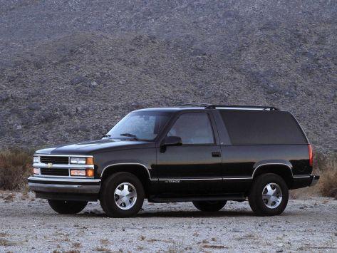 Chevrolet Tahoe (GMT400) 09.1995 - 12.2000